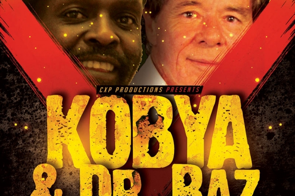 Kobya Panguana & Barry Ferrier aka Dr. Baz play Byron Bay