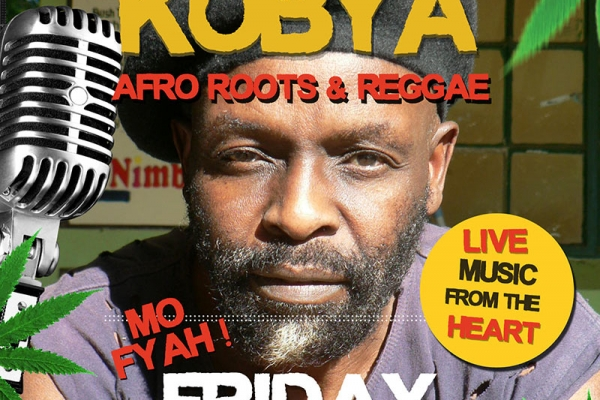 Kobya plays the Gollan Hotel Lismore